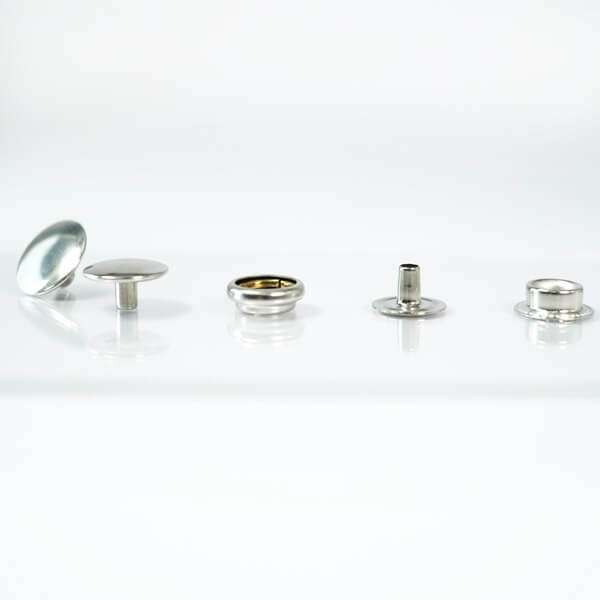 RING SPRING SNAP FASTENERS