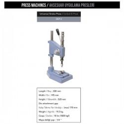 - Universal stroke press, DEP-2
